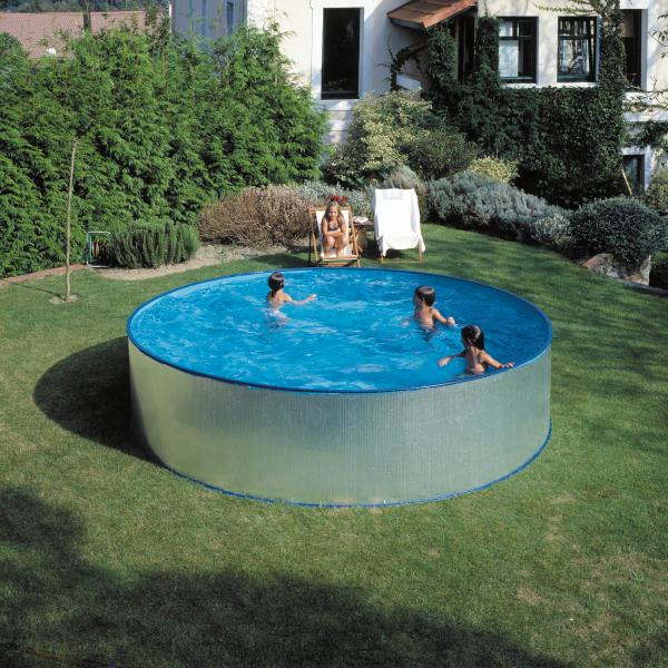 Nadzemný Bazén Pre Deti Tenerife Priemer 350cmx90cm